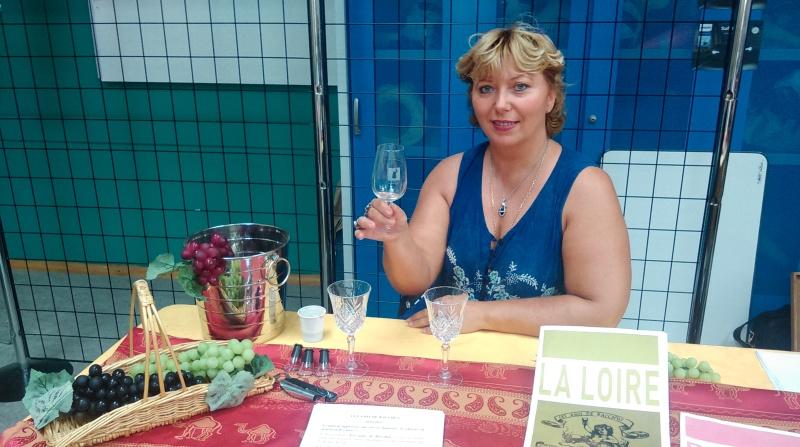Decouvrez les vins avec les Amis de Bacchus